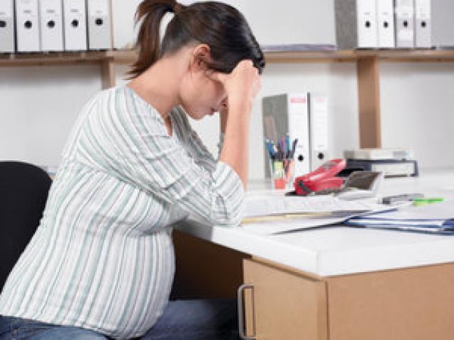 Нужно ли беременным работать